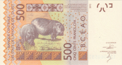 Image #2 of 500 Francs (20)12