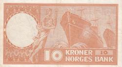 10 Kroner 1962