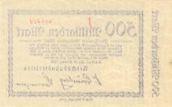 Image #2 of 500 Milliarden (500 000 000 000) Mark 1923 (24. X.)