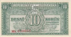 Image #1 of 10 Korun 1950 (4. IV.)