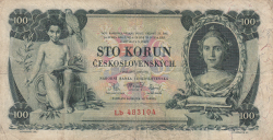 Imaginea #1 a 100 Coroane 1931 (10. I.)