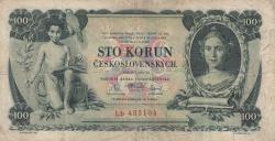 Image #1 of 100 Korun 1931 (10. I.)