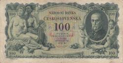 Image #2 of 100 Korun 1931 (10. I.)