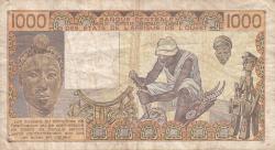 Image #2 of 1000 Francs 1981