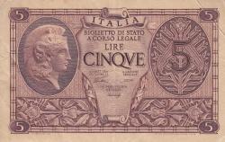 Image #1 of 5 Lire 1944 (23. XI.)