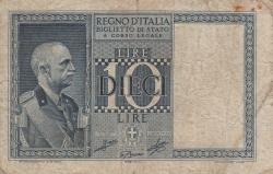 Image #1 of 10 Lire 1939