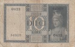 Image #2 of 10 Lire 1939