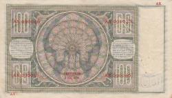 Imaginea #2 a 100 Gulden 1935 (2. VII.)
