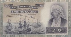 Image #1 of 20 Gulden 1941 (19. III.)