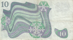 Image #2 of 10 Kronor 1966 - replacement note