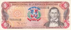 Imaginea #1 a 5 Pesos Oro 1995