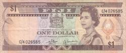 Imaginea #1 a 1 Dolar ND (1980)