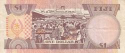 Imaginea #2 a 1 Dolar ND (1980)