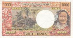 Image #1 of 1000 Francs ND (1996-)