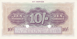 10 Shillings ND (1962)