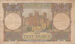 100 Franci 1941 (14. V.)