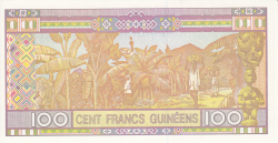 Image #2 of 100 Francs 2015