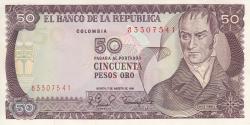 Image #1 of 50 Pesos Oro 1981 (7. VIII.)