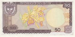 50 Pesos Oro 1983 (1. I.)