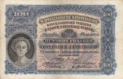 100 Franken 1931 (21. VII.)