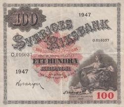 Imaginea #1 a 100 Coroane 1947