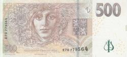 500 Korun 2009