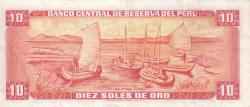 Image #2 of 10 Soles de Oro 1974 (16. V.)