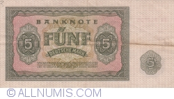 Image #2 of 5 Deutsche Mark 1955