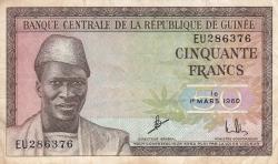Image #1 of 50 Francs 1960 (1. III.)