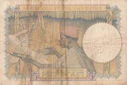 Image #2 of 5 Francs 1937 (15. III.)