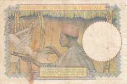 Image #2 of 5 Francs 1943 (2. III.)