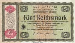 Image #1 of 5 Reichsmark 1934