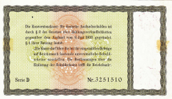 Image #2 of 5 Reichsmark 1934