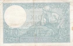 Image #2 of 10 Francs 1941 (16. I.)