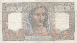 1000 Francs 1949 (30. VI.)