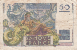 Image #2 of 50 Francs 1948 (8. IV.)