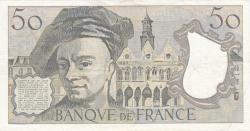 Image #2 of 50 Francs 1982