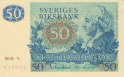 Image #1 of 50 Kronor 1979