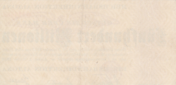Image #2 of 500 Millionen (500 000 000) Mark 1923 (1. X.)