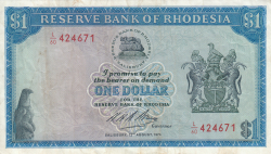 Imaginea #1 a 1 Dolar 1974 (12. VIII.)