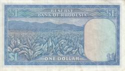 Imaginea #2 a 1 Dolar 1974 (12. VIII.)