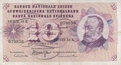 Image #1 of 10 Franken 1968 (15. V.)