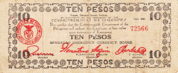 Imaginea #1 a 10 Pesos 1944