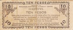 Imaginea #2 a 10 Pesos 1944