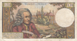 Imaginea #2 a 10 Franci 1970 (2. VII.)