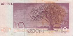 Imaginea #2 a 10 Krooni 1991