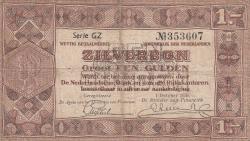 Image #1 of 1 Gulden 1938 (1. X.)