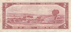 Imaginea #2 a 2 Dolari 1954 (1961-1972)