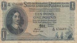 Imaginea #1 a 1 Pound 1950 (15. IV.)