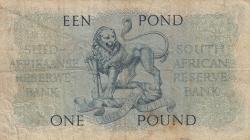 Imaginea #2 a 1 Pound 1950 (15. IV.)